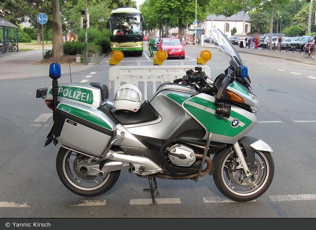 NRW4-982 BMW R 1200 RT - Krad (alt)