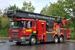 Fetcham - Surrey Fire & Rescue Service - ALP