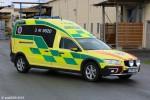 Vagnhärad - Landstinget Sörmland - Ambulans - 3 41-9820