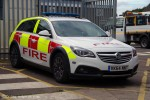 Coleshill - Warwickshire Fire and Rescue Service - Car