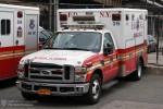 FDNY - EMS - Ambulance 315 - RTW