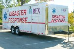 Raleigh - Rex Hospital - Desaster Response Unit 1