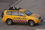 Amsterdam - Schiphol Airport - PKW - P2
