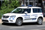 Liberec - Městská Policie - DHuFüKw - 5L2 5497