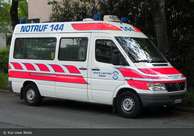 Zürich - Schutz & Rettung - EA - Z 126