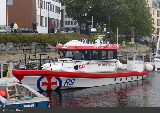"""Ålesund - Norsk Selskap til Skibbrudnes Redning - SK """"DET NORSKE VERITAS II"""" - RS 154"""
