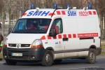 Krankentransport SMH - KTW (B-SY 3406)