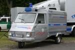 DU-3333 - Piaggio - Werbefahrzeug