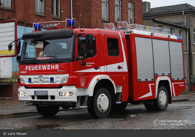Schwerin Feuerwehr