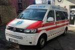 Jilemnice - Ambulance van Doornik - KTW 209