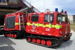 Perisher Valley - Fire and Rescue New South Wales - Hägglunds