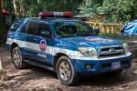 Siĕmréab - Royal Gendarmerie of Cambodia - FuStW