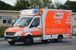 Akkon Frankfurt - RTW (F-JH 6186)