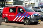 Rotterdam - Veiligheidsregio - Brandweer - KdoW - 17-9192