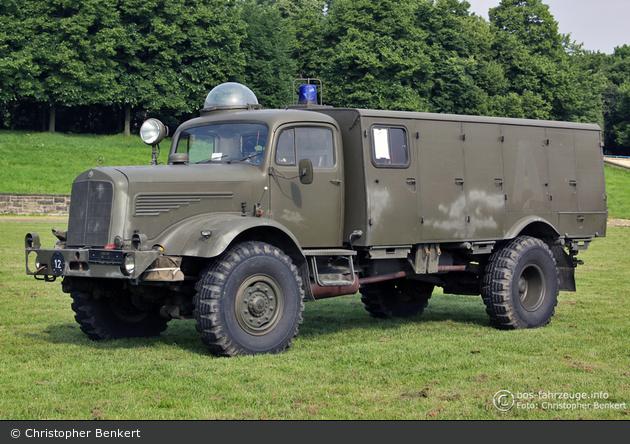 FlKfz 2400 - Munster (a.D.)