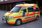 Hofors - Landstinget Gävleborg - Ambulans - 45 929 (a.D.)
