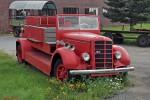 Gelsenkirchen - Unbekanntes Feuerwehrfahrzeug (a.D.)