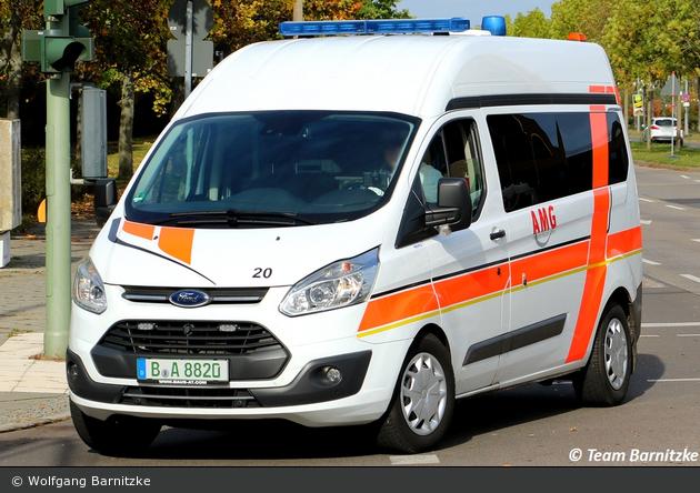 Krankentransport AMG - KTW 20 (B-A 8820)