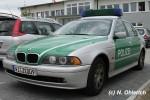 Pfungstadt - BMW 5er - FuStW