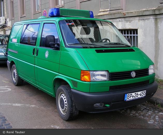 BP26-455 - VW T4 - DHuFüKw (a.D.)