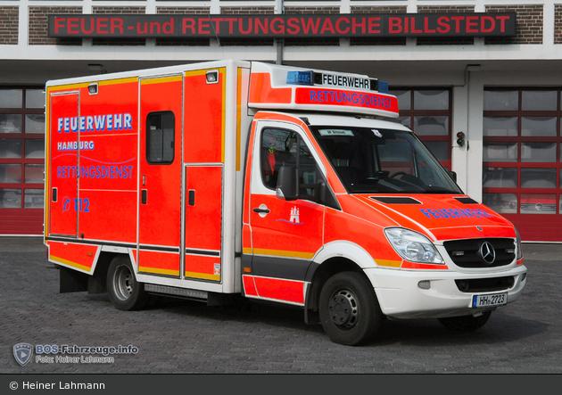 Florian Hamburg RTW (HH-2723) (a.D.)