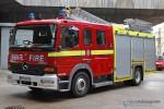 London - Fire Brigade - DPL 1108 (a.D.)
