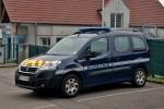 Ferrette - Gendarmerie National - FuStW