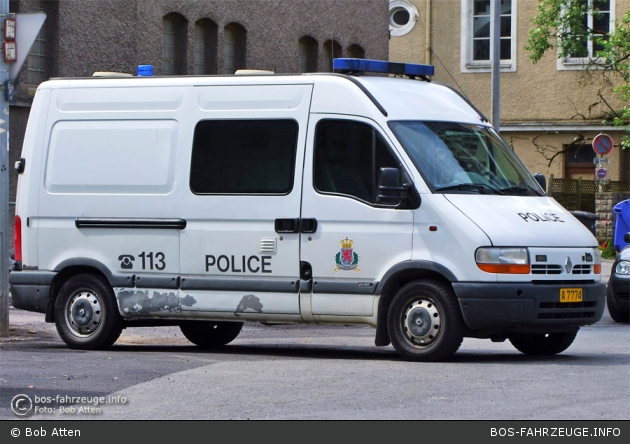 A 7774 - Police Grand-Ducale - GefKW