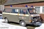 Bergwacht Klingenthal MTW (ex 86/04)