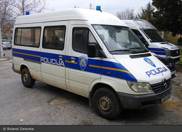 Knin - Policija - HGruKw