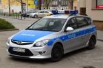 Wrocław - Policja - FuStW - B105