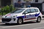 Versailles - Police Nationale - FuStW