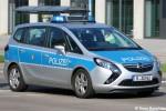 B-30962 - Opel Zafira Tourer - FuStW