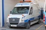 Almuñécar - Ambulancias Lirolsal - RTW - SVB