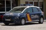 Málaga - Cuerpo Nacional de Policía - FuStW - 1T9