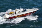 İstanbul - Türkiye Hudut ve Sahiller Sağlık Genel Müdürlüğü - Schnellrettungsboot