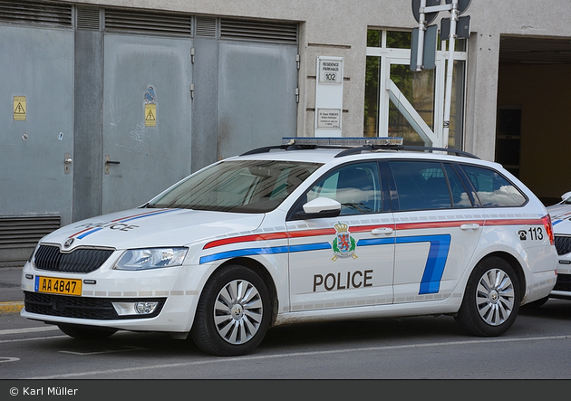 AA 4847 - Police Grand-Ducale - FuStW
