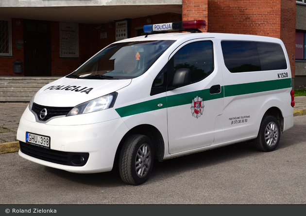 Kaunas - Lietuvos Policija - GefKw - K1528