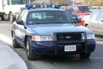 Massachusetts State Police - Patrol Car 1204
