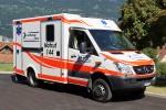 Chur - Kantonsspital Graubünden - RTW - Rico 2