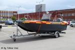 Sandviken - Industribrandkår Sandvik AB - Räddningsbåt - 2 26-2599