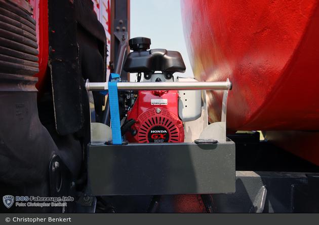 Thuir - SDIS 66 - GTLF 25/160-10 - CCGC