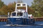 WSP22 - Streifenboot