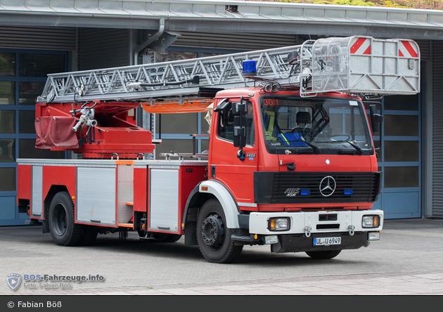 Mercedes-Benz 1422 F - Magirus - DLK 23-12