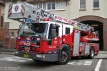 Sydney - Fire and Rescue New South Wales - Ladder - 011