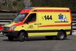 Ilanz/Glion - Regionalspital Surselva - RTW - Maico 2