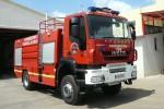 Deryneia - Cyprus Fire Service - TLF