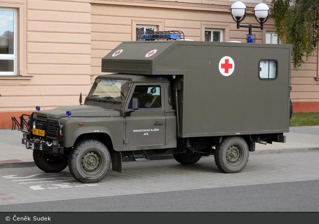 ohne Ort - Zdravotnická služba AČR - SanKw