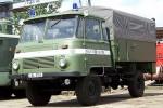 Beuster - Blaulichtmuseum Beuster - MTW - ROBUR LO 2002 A Mannschafts- und Transportwagen