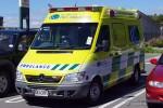 Carterton - Wellington Free Ambulance - RTW - 432